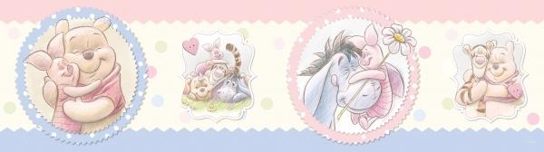 Sticker Brau Winnie the Pooh - Walt Disney