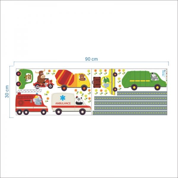 Autocolante brauri decorative - Autovehicule