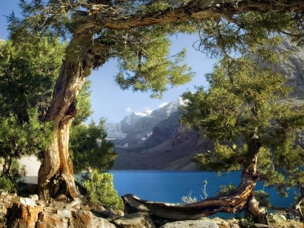 Fototapet Lac de Munte FTxxl 1403 0