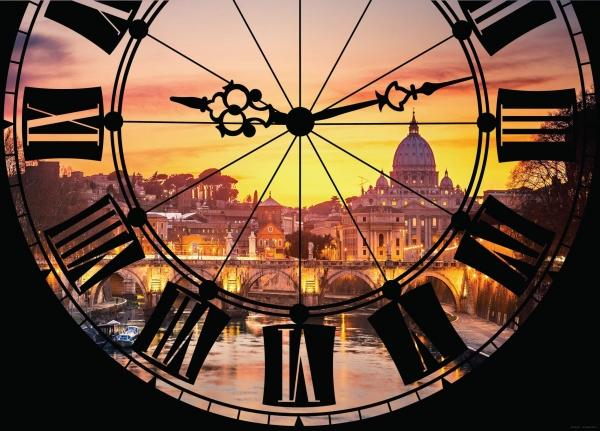 Fototapet Ceasul din Turn FTM 0845