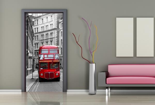Fototapet London Bus FTV 1512