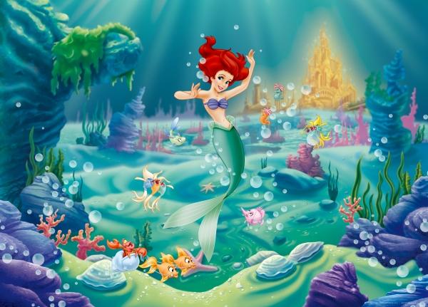Fototapet Ariel
