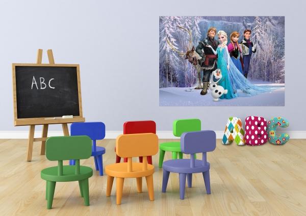 Fototapet Disney - Frozen 1
