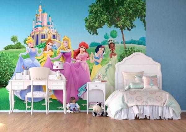 Fototapet Printese Disney 1